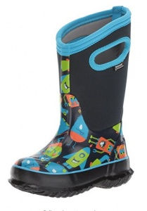 flyusanywhere bogs kids snowboots