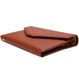 Passport Holder - WantGor Rfid Blocking Travel Multi-purpose Passport Trifold Wallet (Brown)