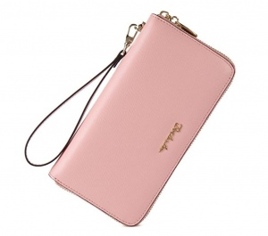 BOSTANTEN Valentine's Day Gifts Women Leather Wallet Clutch Bag Card Case Cash Holder Wallets